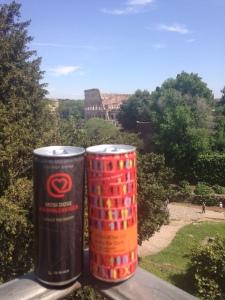 mOsidOsen, Energydrink, deutsche Römerin, mOsi, blog, werner moser, Rom